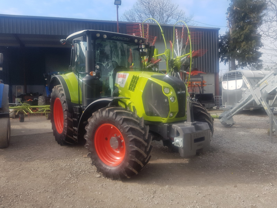 New Claas Arion 610..SOLD..
