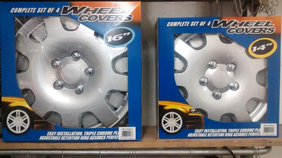 Car Wheel Covers Cashel Tipperary - Automobile - Ireland