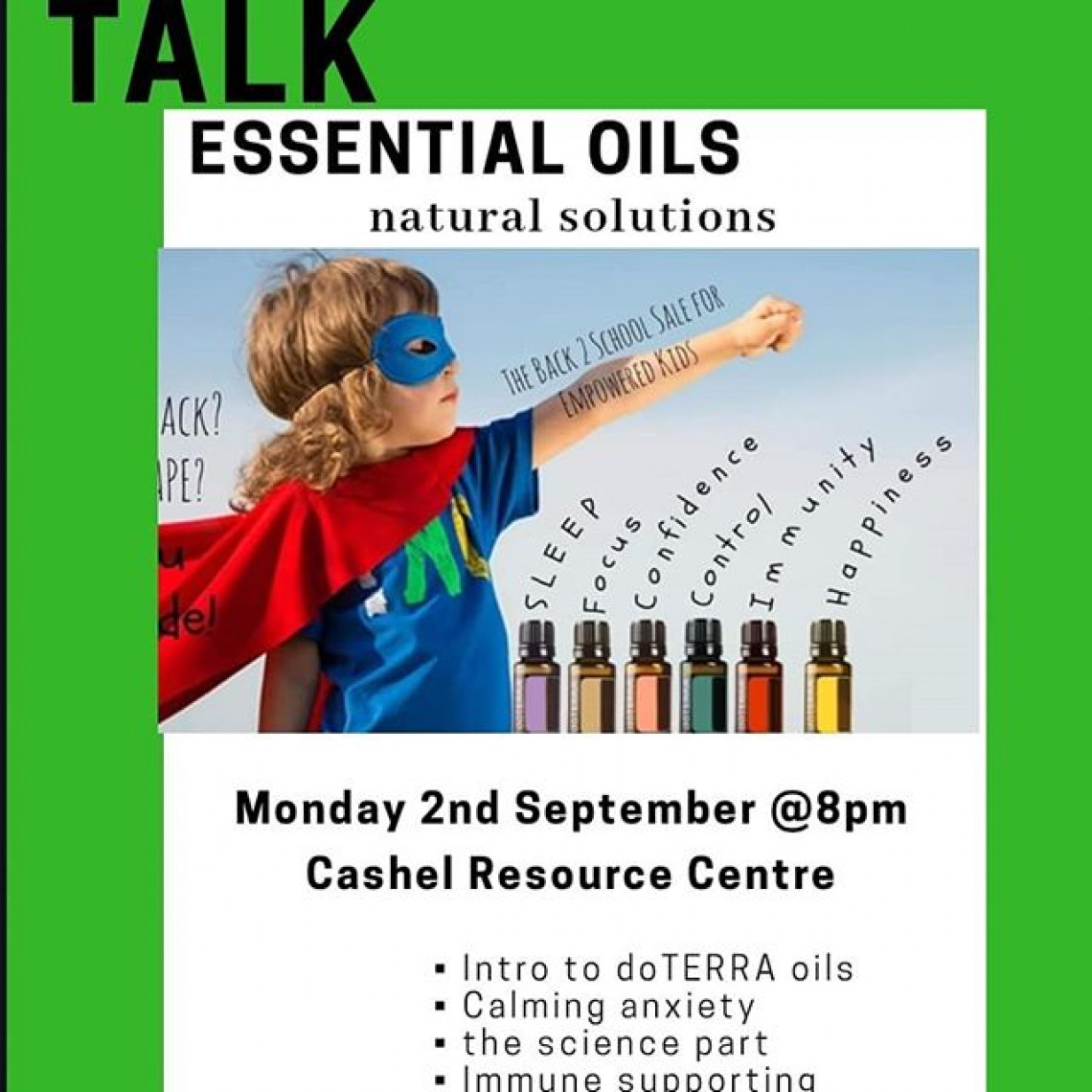 Intro to Essential Oils Webinar