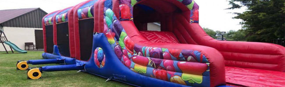 bouncycastles