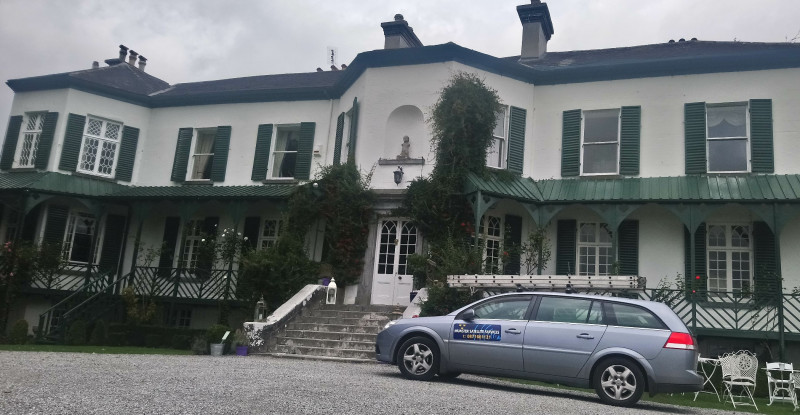 recently carried out work at this stunning location,Ashley park country house,Ardcroney Nenagh. B+B and wedding venue..stripping of old cables and total rewiring of rooms.