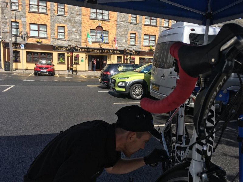 We had great success last week at our Bicycle clinic in Templemore on Thursday and Thurles on  Saturday. Thanks to all our new customers !! If you need your Bicycle repaired, serviced or it needs a little maintenance and you live approximately 30KM radius of Thurles. Our contact details are on the website, just book an appointment through Facebook or come to one of our weekly Bicycle clinics. We can come to you!!