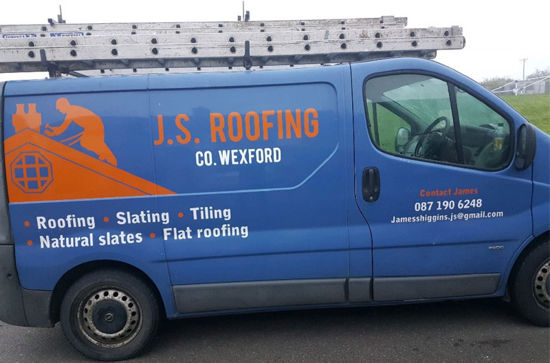J.S Roofing - Co. Wexford
