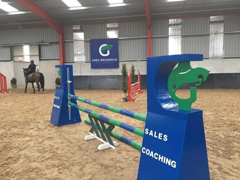 Jump Start Show Jumps - Kildare