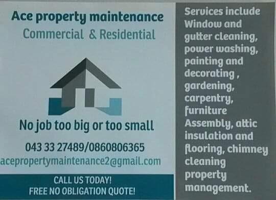 Ace Property Maintenance.