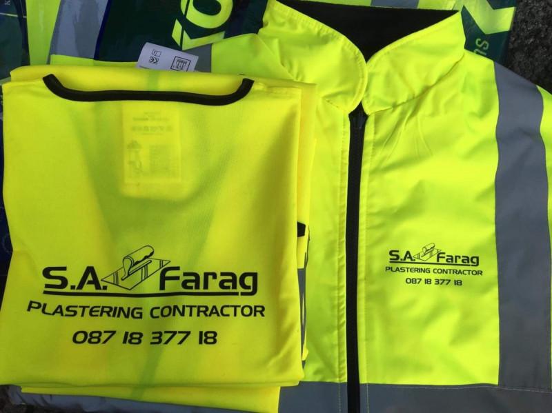 S.A. Farag Plastering Contractors