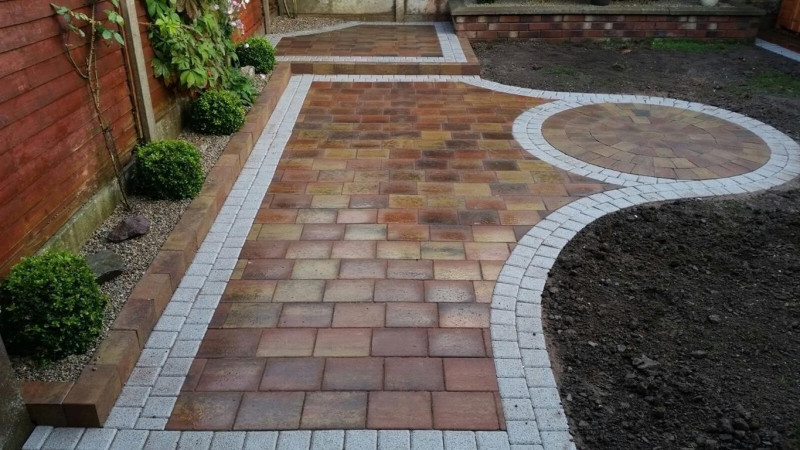 Landscaping, Paving & Imprinted Concrete -Wicklow