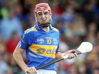 Playing for Tipperary