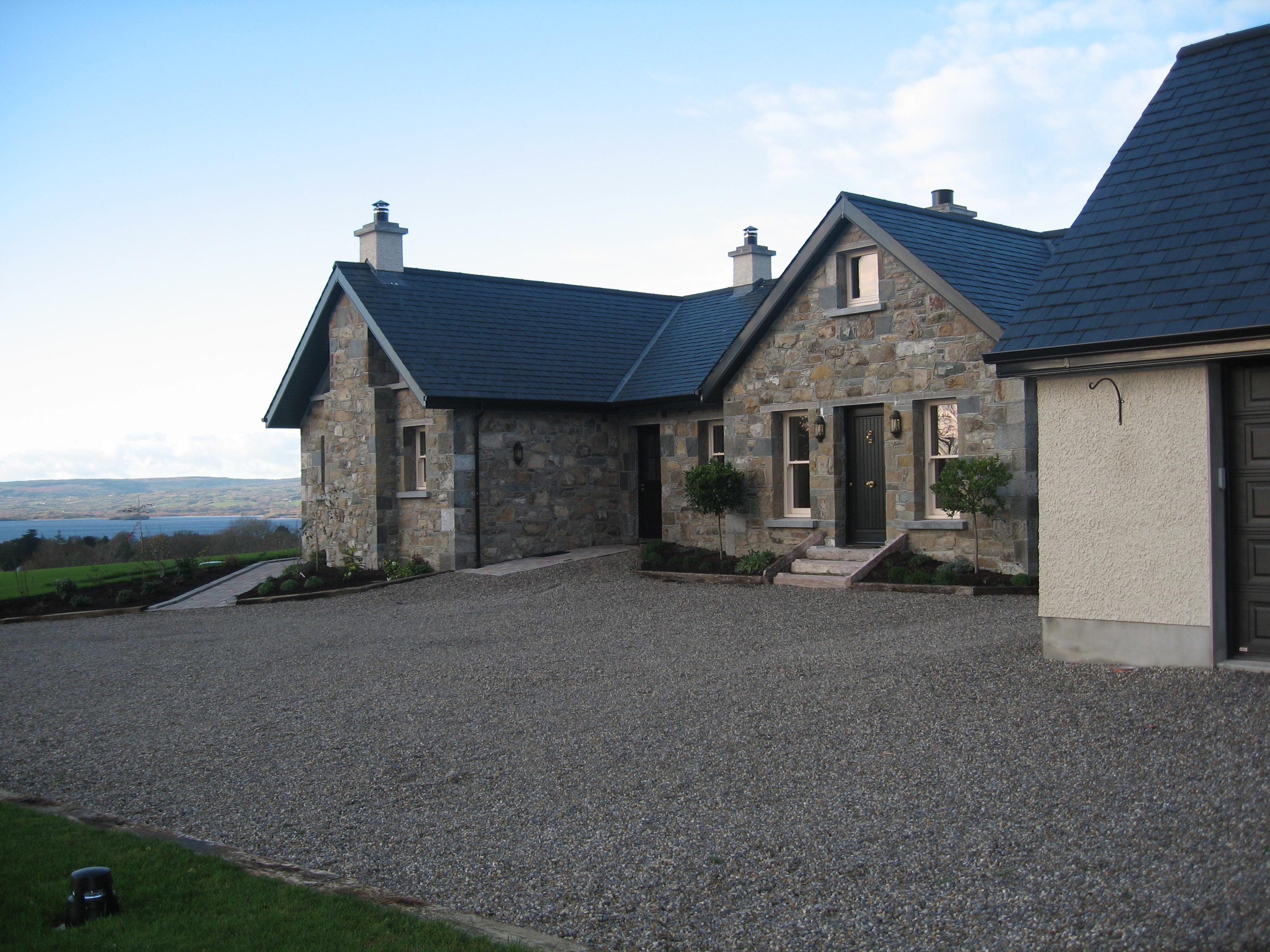 Ireland Stone Building : Conor fitzgerald stonemason nenagh co tipperary