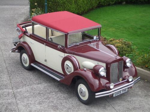 Wedding Vintage Car Hire - Cork Munster