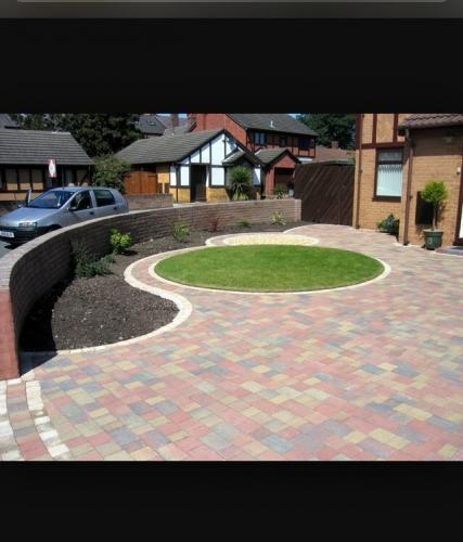 A1 construction tarmacadam concreting patios for Garden design kilkenny