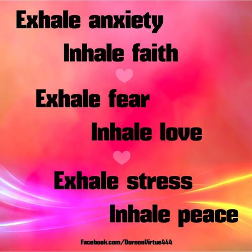 Exhale Fear