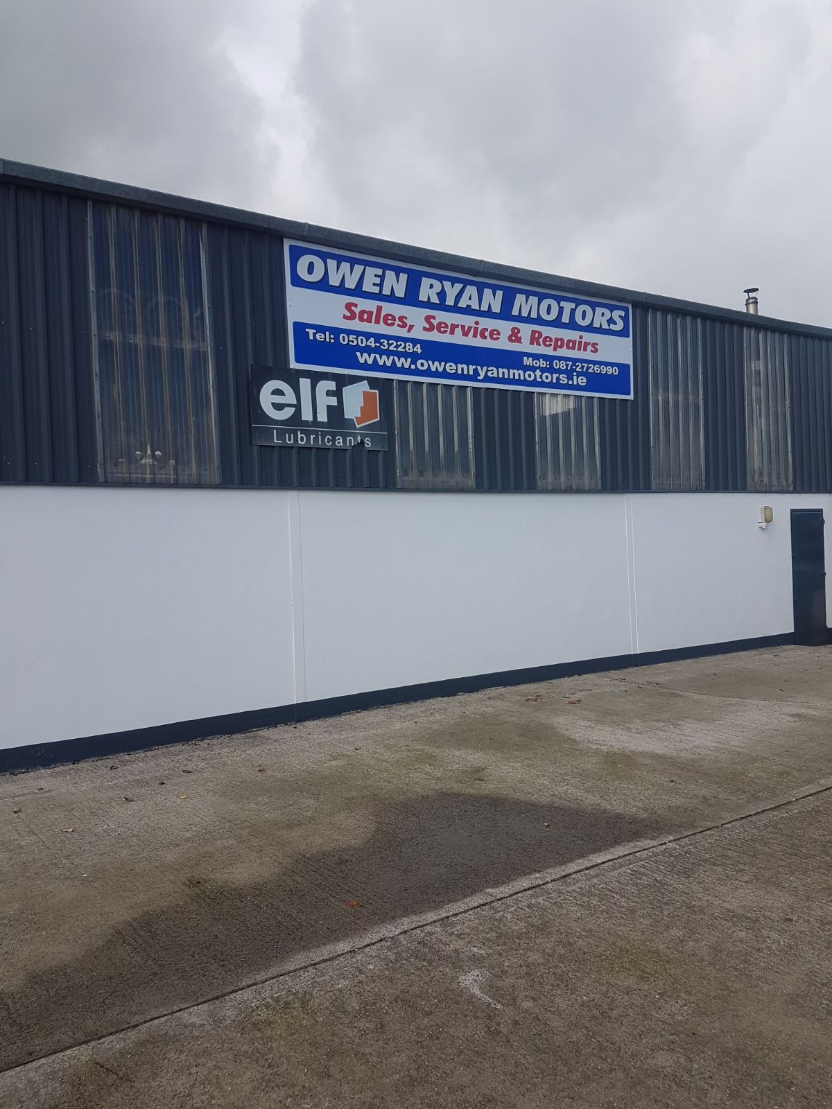 Owen Ryan Motors Car And Van Sales In Templemore Thurles