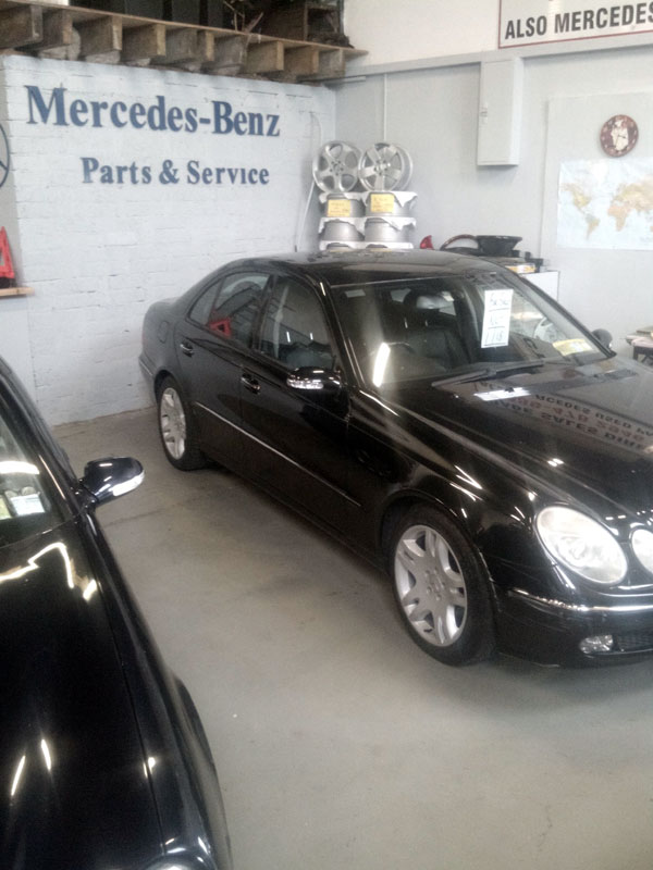 M7 autos mercedes specialists sales parts and repairs for Mercedes benz second hand parts
