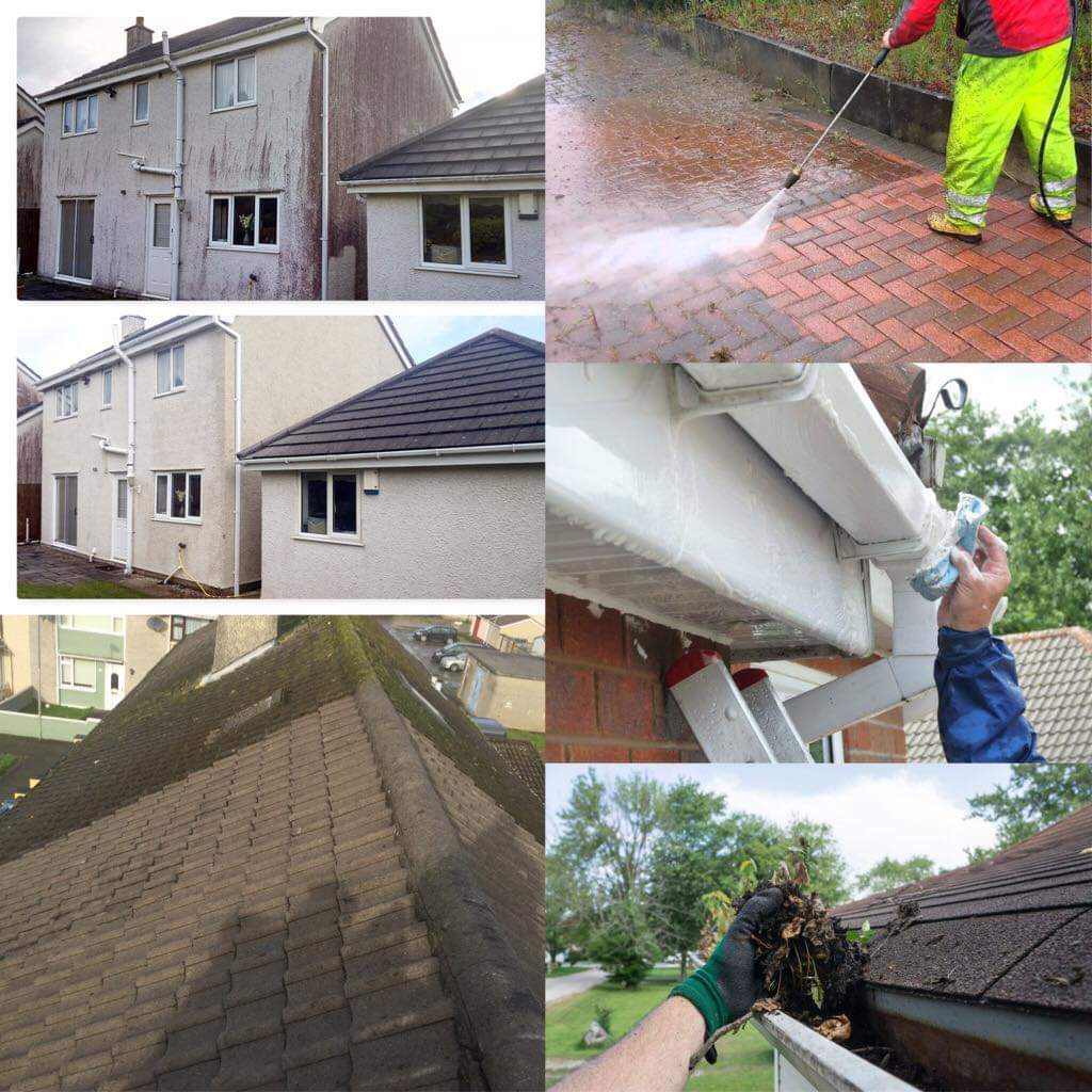 Exterior Cleaning Limerick: N-hanced Property Solutions Cork