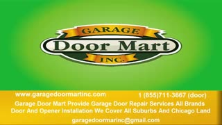 Garae Door Repair & Services