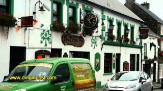 Dingle Town Kerry Ireland - a town of diversity / culture