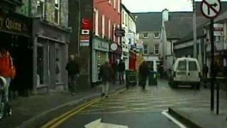 100 Towns of Ireland. Dublin, Cork, Waterford, Limerick